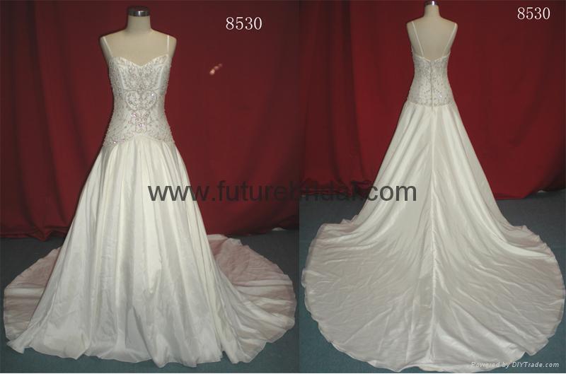 wedding dress(8452) 4