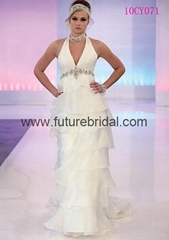 wedding dress &bridal gown(10CY071)
