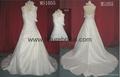 wedding bridal dresses wedding gown evening dress fishmaid dress (1894) 2