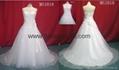 wedding bridal dresses wedding gown evening dress fishmaid dress (1894) 4