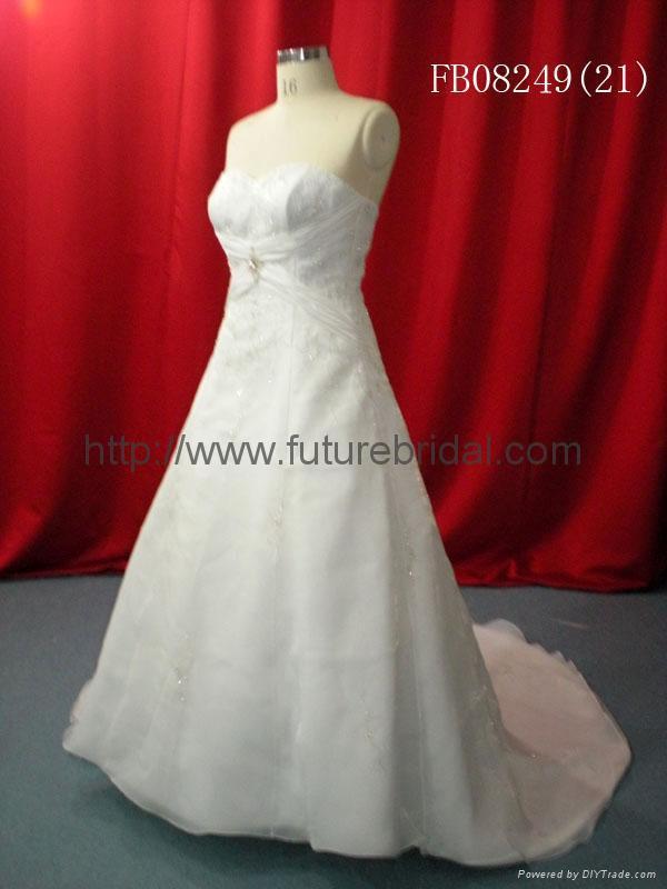 Bridal dress  3