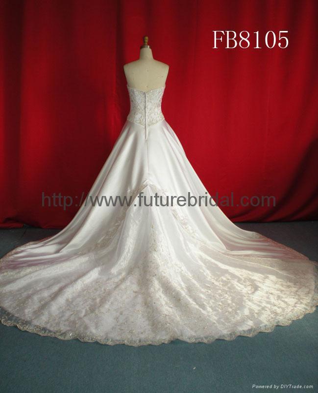wedding dress& bridal gown  3