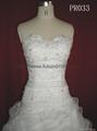 Wedding gown dress& bridal  gown dress 2