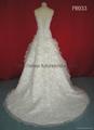 Wedding gown dress& bridal  gown dress 3
