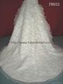Wedding gown dress& bridal  gown dress 4