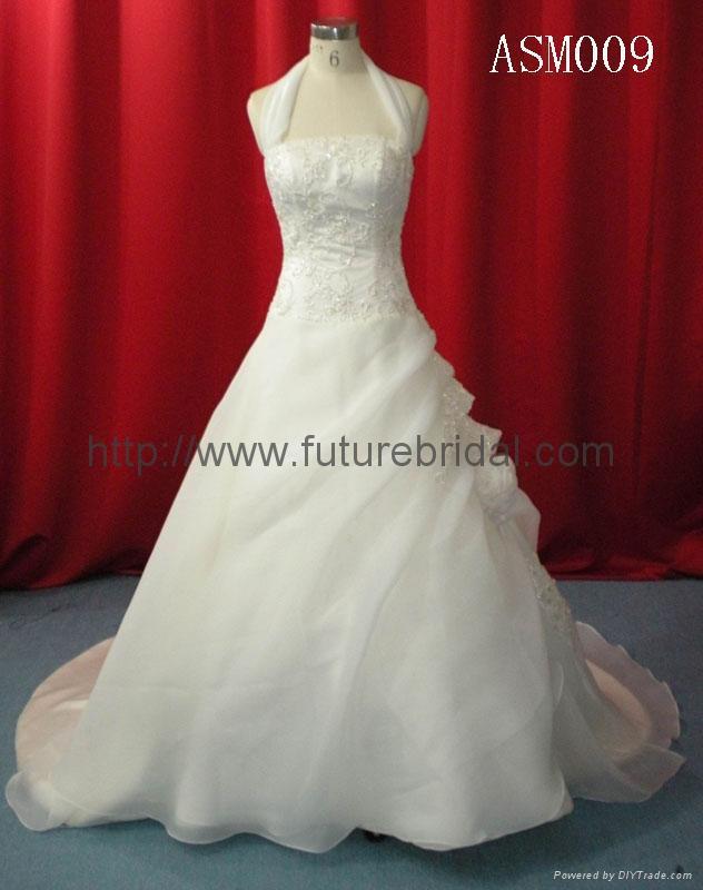 Bridal dress  1