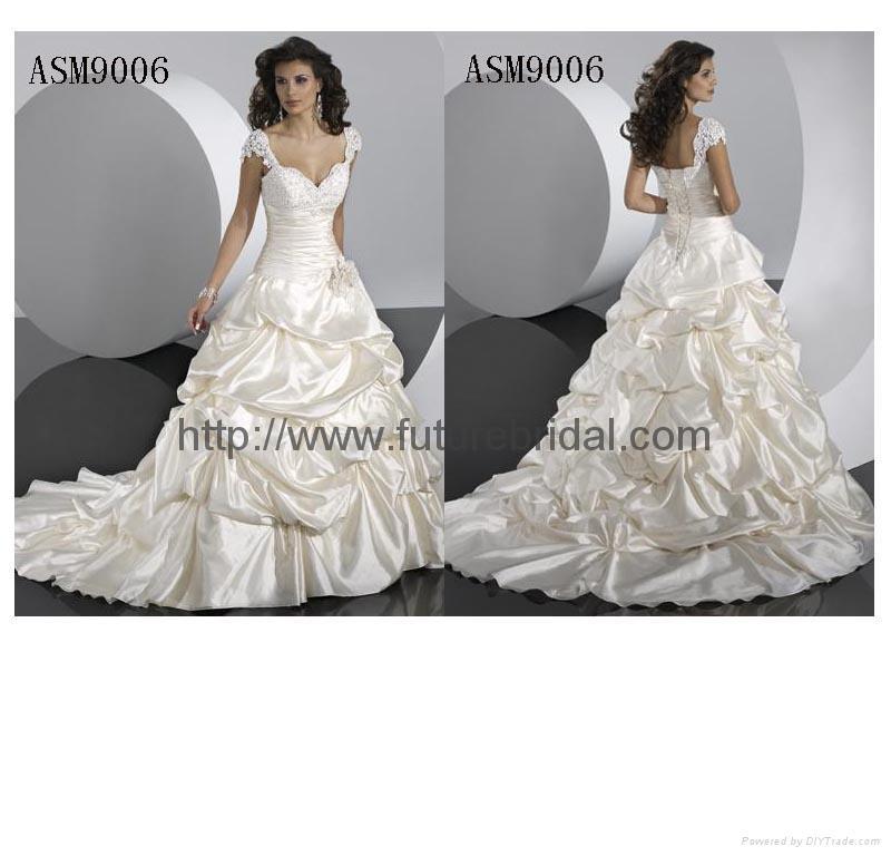 Bridal dress  5