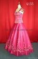 Ball gown evening dress 3