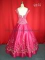 Ball gown evening dress 4