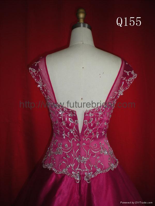 Ball gown evening dress 5