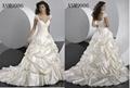 wedding bridal gown (MS9040) 3