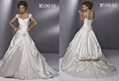 wedding bridal gown (MS9040)