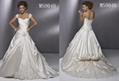 wedding bridal gown (MS9040) 1