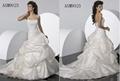 wedding bridal gown (MS9040) 4