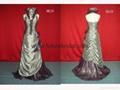 sex evening dress gown (HR39) 1