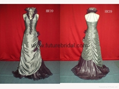 sex evening dress gown (HR39)
