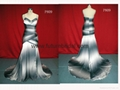 sex evening dress gown (HR39) 4