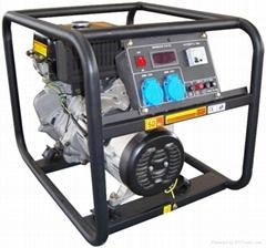 4.5kw gasoline generator