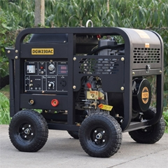 DGW230AC 2kw diesel welding generator