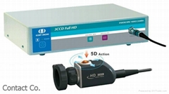 ECONT-2002 3CCD Full HD Endoscopic Video Camera
