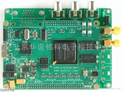 USB3.0-AD-DA开发板