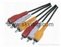 RCA AV Cable 1