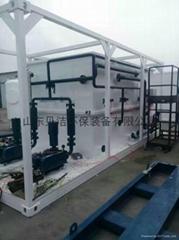 油田注水站污水处理设备,油田废水处理设备