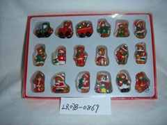 Poly Mini Christmas Decoration  (Hot Product - 1*)