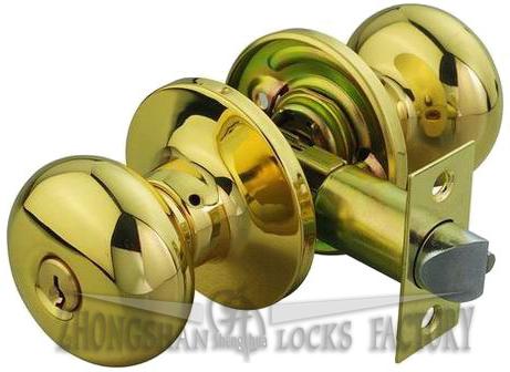 S6082三杆式球形门锁 1