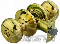 S6082三杆式球形门锁
