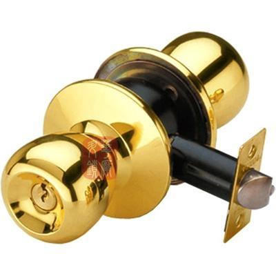 5731筒式球形门锁 5