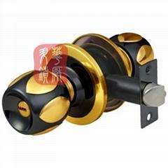 588*筒式球形门锁