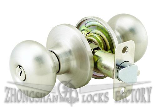 S6082三杆式球形门锁 3