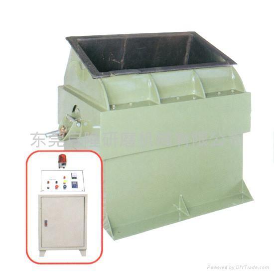 高效率卧式振动研磨机 2