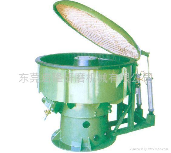 振动研磨机加装环保隔音盖 1