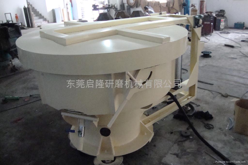 振动研磨机加装环保隔音盖 3