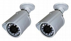 IP66 weatherproof camera