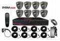 8ch H 264 cheap cctv camera kit