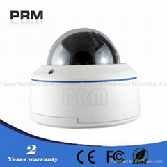 HD 1080P IP Dome Camera