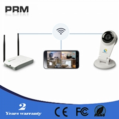 Intelligent Router and WiFi IP Camera cctv system,your smart housekeeper