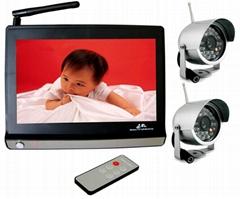 Wireless Video Baby Monitor,wireless camera