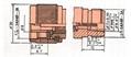 N型射频同轴连接器  2