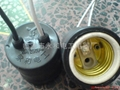 YF-801瓷质防水灯头