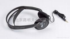 LA-165头戴式耳机
