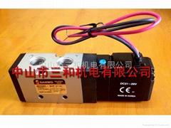 SVF3130先導式5通電磁閥