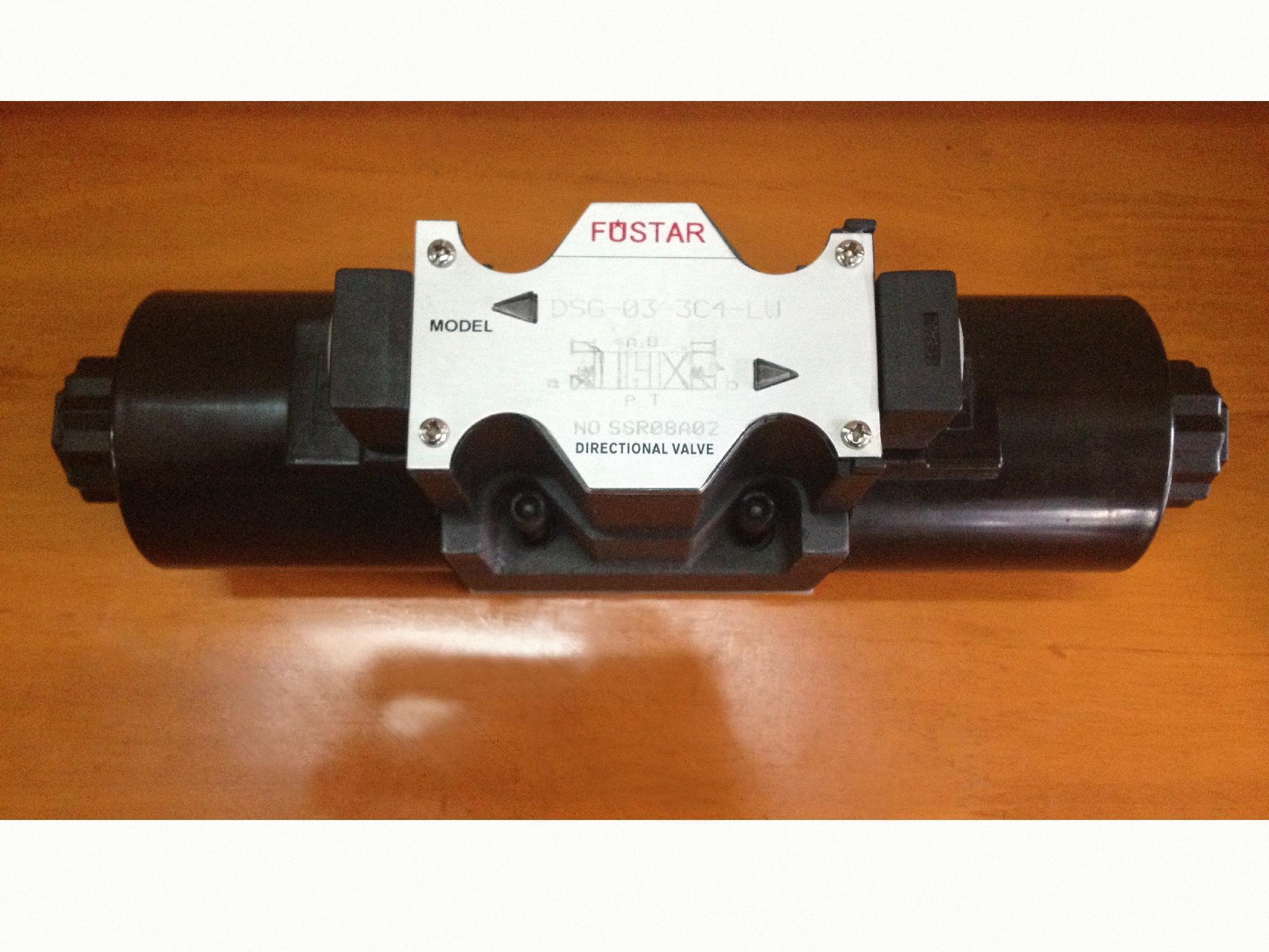 FUSTAR油压电磁阀 1