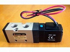 SVF3130先导式5通电磁阀