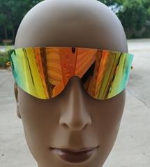 超轻运动太阳镜薄膜胶卷眼镜