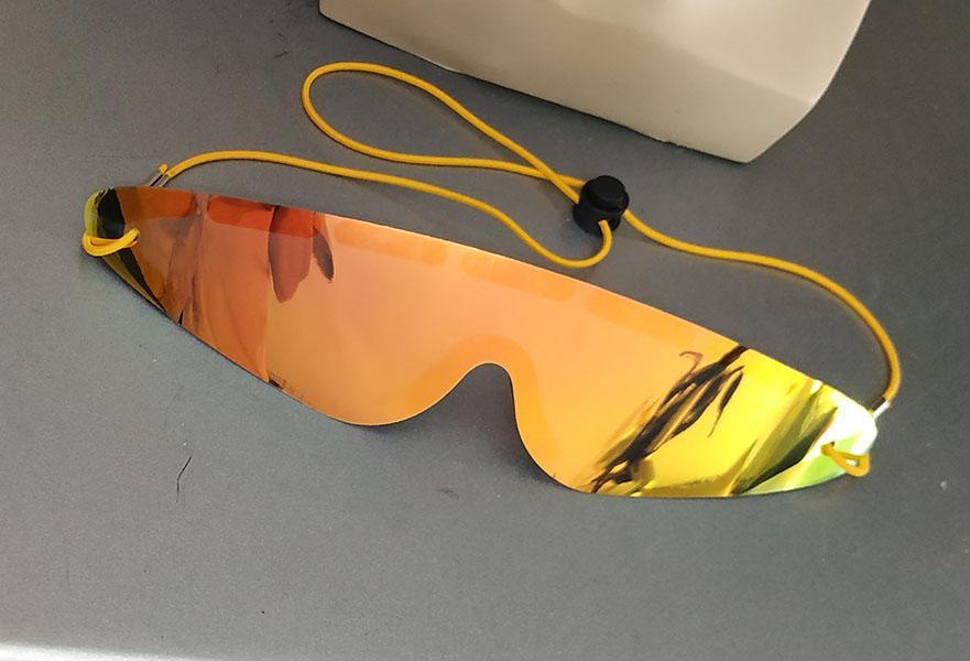 超輕運動太陽鏡薄膜膠卷眼鏡 2