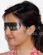 旅游纪念品旅游赠品旅游促销礼品风格胶卷型太阳镜